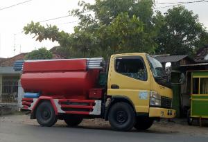 Jasa Sedot WC Gunungsari Surabaya