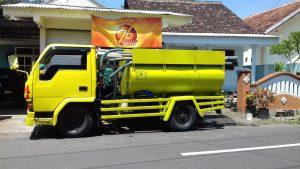 Jasa Sedot WC Jalan Sukosemolo Surabaya