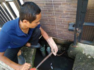 Jasa Sedot WC Kali Rungkut Surabaya