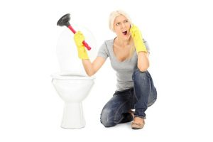 Kenapa WC Saya Kok Cepat Penuh ?
