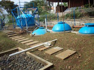 Memanfaatkan Tinja Menjadi Biogas